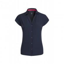 Calla Shirt Camicia Donna Blue Pink 2019