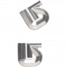 Burton Alluminum Logo Mats Silver - Pad antiscivolo snowboard | Mancini Store