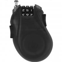 Burton Cable Lock Translucent Black - laccio antifurto snowboard | Mancini Store