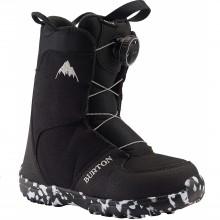 Burton Grom BOA - scarponi snowboard bambino neri | Mancini Store