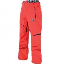 Track Pant Pantalone Snowboard Uomo Red