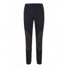 Vertigo -7 Cm Pant Pantalone Montagna Nero Verde Acido