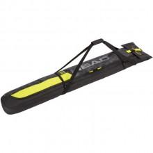 Single Skibag Sacca Portasci Unisex Yellow Black