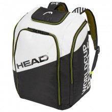 Rebel Racing Backpack S Zaino Portascarponi Black White Yellow