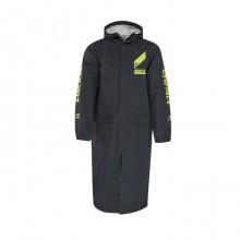 Race Rain Coat Mantella Pioggia Bambino Black Yellow
