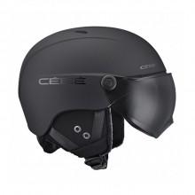 Cébé Contest Vision Black - casco sci con visiera | Mancini Store