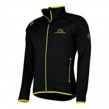 Promo Fleece Secondo Strato Uomo Black Yellow