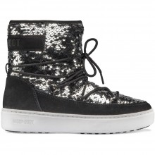 Moon Boot Pulse Mid Disco Black