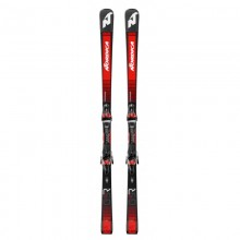 Nordica Dobermann GSR RB FDT + XCell 14 Black Red sci con attacchi | Mancini Store
