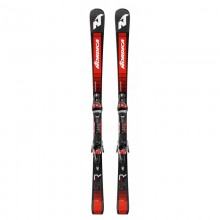 Nordica Dobermann SLR RB FDT + XCell 14 Black Red sci con attacchi | Mancini Store