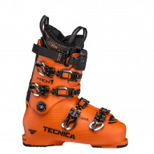 Tecnica Mach1 HV 130 - scarponi sci uomo arancio nero | Mancini Store