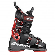 Pro Machine 110 Scarpone Sci Uomo Black White Red