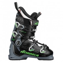 Nordica Speedmachine 110 Black Grey Green - scarponi sci uomo  | Mancini Store