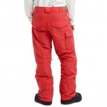 M Covert Pant Pantalone Snowboard Uomo Scarlet