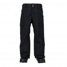 G Elite Cargo Pantalone Snowboard Bambino Black