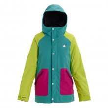 WB Eastfall Jkt Giacca Snowboard Donna Multicolor