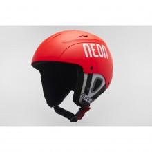 Lunar Reg Helmet Casco Sci Uomo Red White