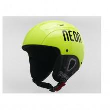 Lunar Reg Helmet Casco Sci Uomo Lime Fluo