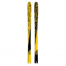 Altavia Ls Sci Alpinismo Black Yellow