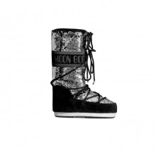 Moon Boot Classic Disco Black