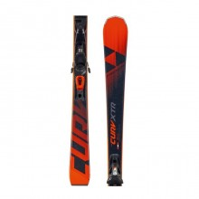 Fischer XTR The Curve RT Sci Pista + Attacco RS 10 PR