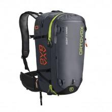 Ortovox Ascent 40 Avabeg Kit Anthracite Green - zaino sci antivalanga | Mancini Store
