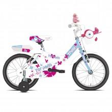 "Torpado Trilly T671 JR 16"" Azzuro Bicicletta bambina 2020 | Mancini Store"