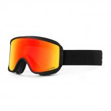 Shift Black Red MCI Maschera Snowboard + Lente Permission
