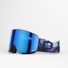Void Sparks Blue MCI Maschera Snowboard