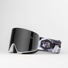 Void Astronaut The One Black Maschera Snowboard