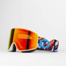 Void Cityscape The One Fuoco Maschera Snowboard