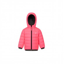 Paris Duvet Baby Giacca Bambina Pink