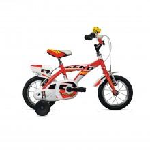 Geko T690 Jr 12 Red Bicicletta Bambino