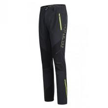 Rocky Pant Pantalone Montagna Uomo Nero Verde Lime