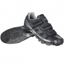 Mtb Comp RS - Scarpette mountain bike nere/argento | Mancini Store
