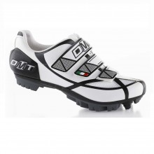 Dmt Robur - scarpe ciclismo uomo - bianco-nero su Mancini Store