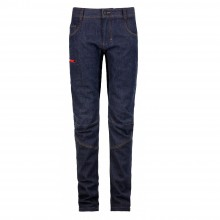 Pantaloni Montagna Donna Ortovox Black Sheep Denim Blue su Mancini Store