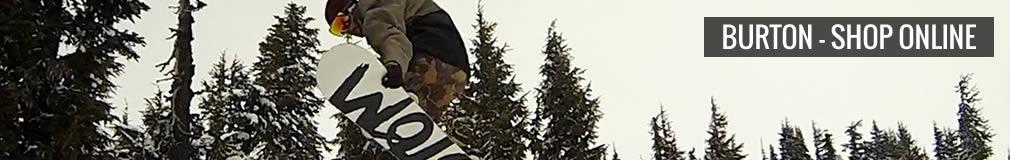 Burton Snowboards - Shop online