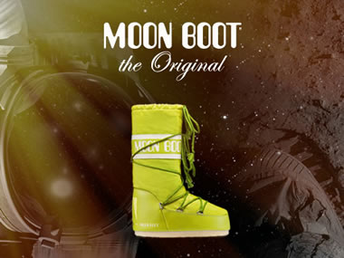 Moon Boot  - doposci Tecnica