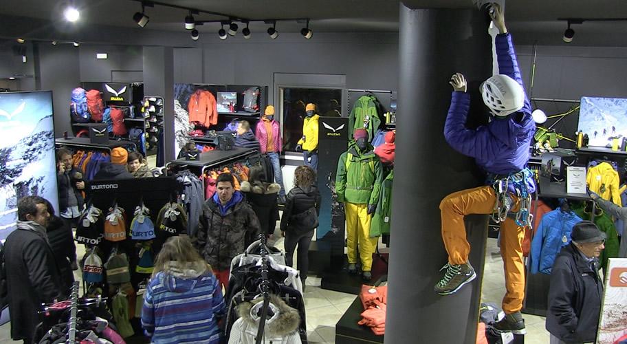 Mancini Store - Il negozio a Castel di Sangro