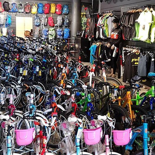 Reparto ciclismo